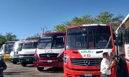 Nuevas tarifas en camiones urbanos de Mérida este sábado (vídeo)