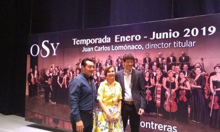 Legado cultural de OSY en 15 años de conciertos