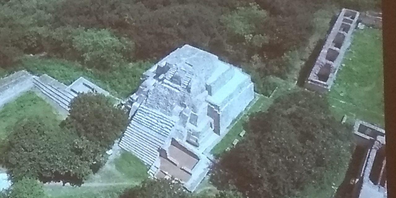 Pirámides mayas dominaron en cantidad en el mundo