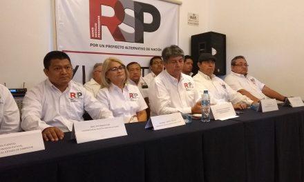 Redes Sociales Progresistas, en busca de registro partidista (Vídeo)