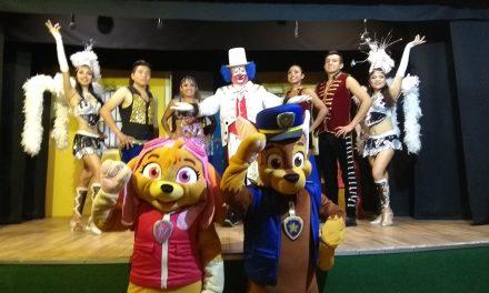Forever Circus 'levanta telón' de temporada en Mérida