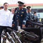 Comparte crédito Vila con Ejército por niveles de seguridad