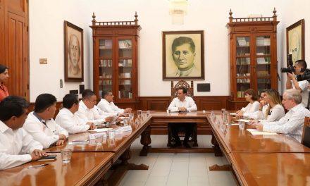 SNTE busca 'acuerdos' con Gobierno de Yucatán