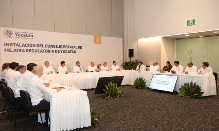 Yucatán avanza en su plan de simplificar trámites a los ciudadanos