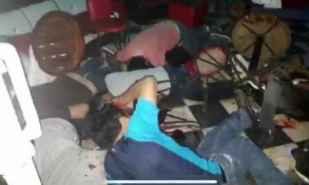 Desatada violencia en Cancún: ejecuciones en bar