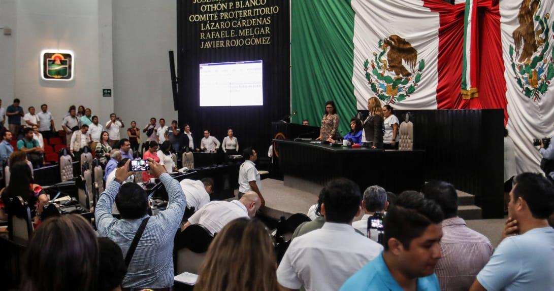 Congreso de Quintana Roo toma posición a favor estancias infantiles