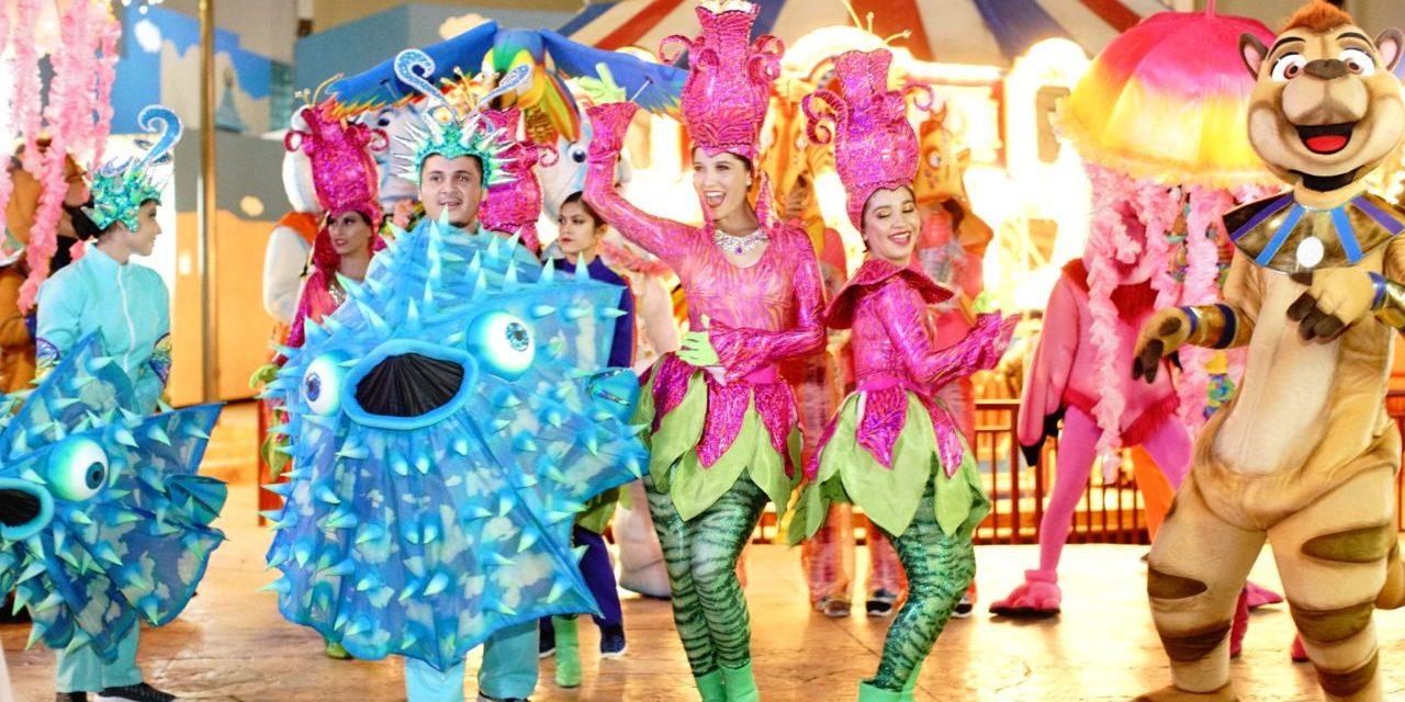 """Así el programa de """"El Nuevo Carnaval, La Fiesta de Mérida"""""""