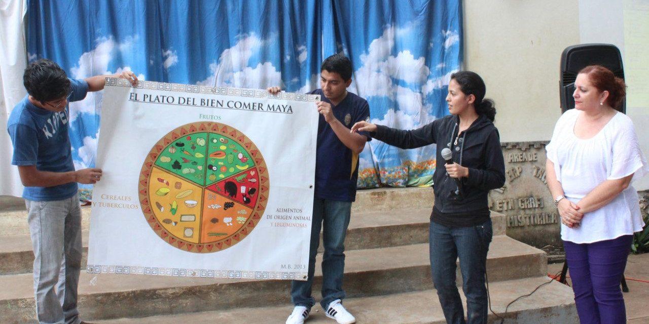'Plato del Bien Comer Maya', alternativa regional