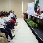 Emprendedurismo y obstáculos, foro de jóvenes en Congreso Yucatán