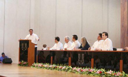 Comparte Renán Barrera agenda de Fundación del Empresariado