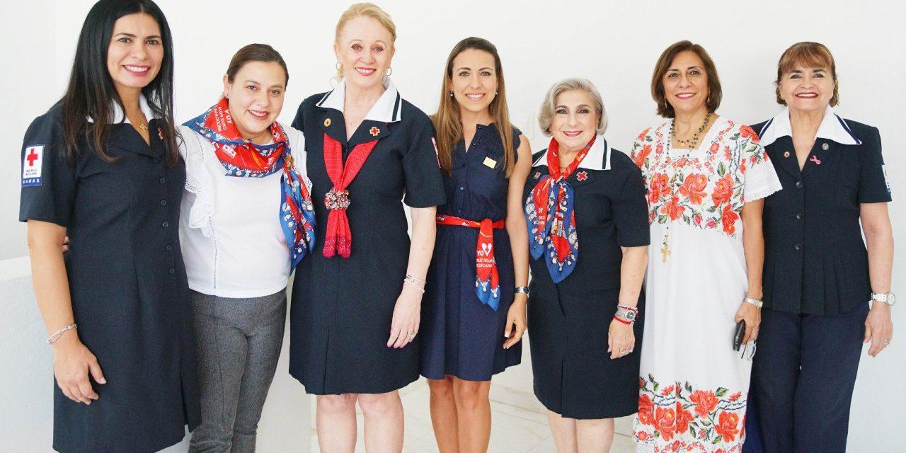"""Colecta anual """"La Cruz Roja te llama"""", con apoyo de Ayuntamiento Mérida"""