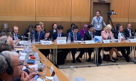 Así participó Mérida en la Mesa Redonda de Alcaldes y Ministros en Atenas