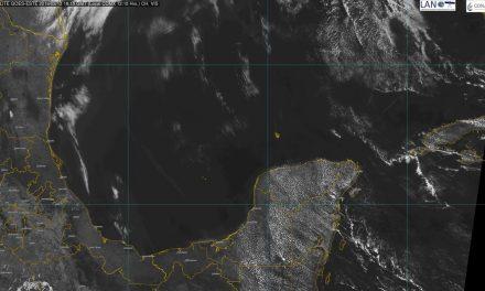 Calor con hasta 39 grados en Península de Yucatán, en próximos días