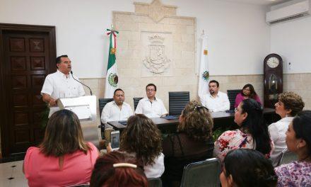 Dirigen a mujeres convenio del Ayuntamiento de Mérida con Cecati