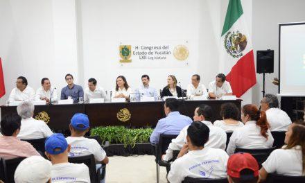 Acuerdan foro en Yucatán sobre revocación de mandato