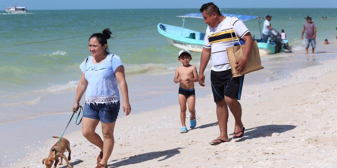 Turismo interno se mueve al interior de Yucatán, busca la costa