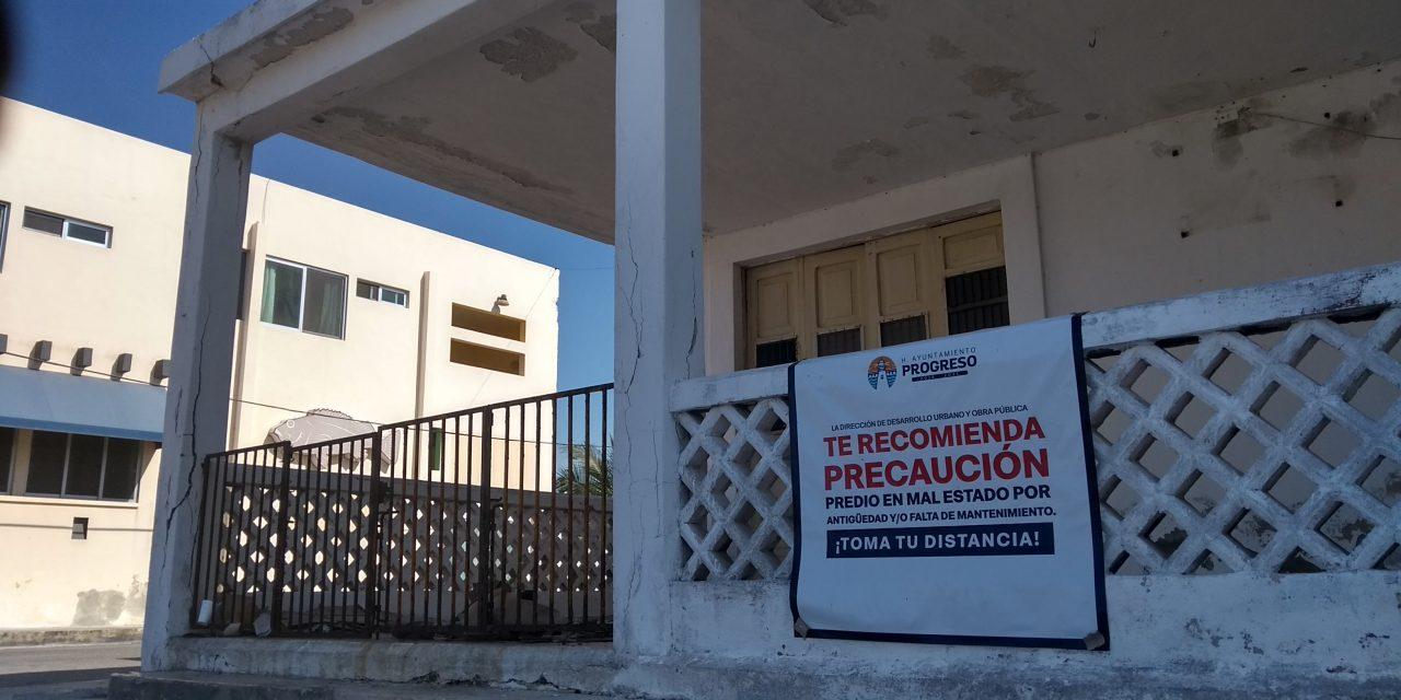 """'Barrido"""" de predios en Progreso previo a temporada de Semana Santa"""