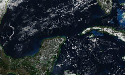 Prevén evento de norte el miércoles y baja de temperaturas por Frente Frío