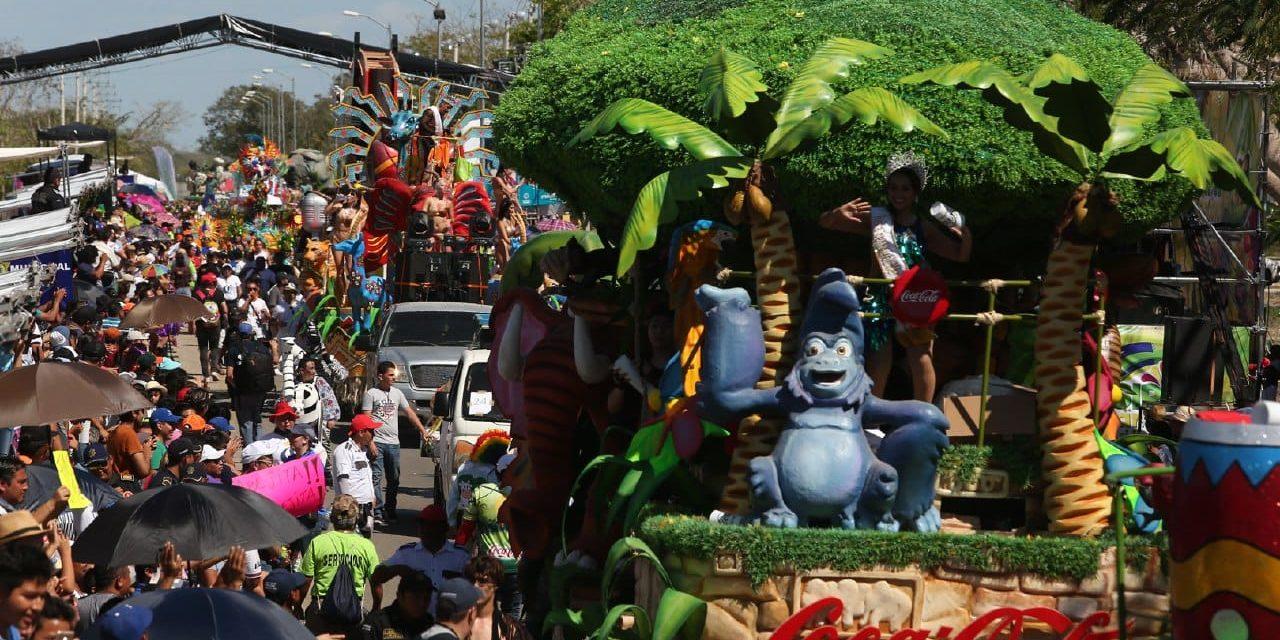 Resultado de imagen para Plaza carnaval Mérida 2019