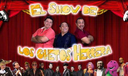 """Otra dinastía Herrera, """"Los Chetos"""", con espectáculo exitoso en Estados Unidos"""