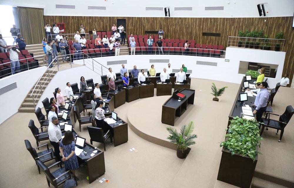 LXII Legislatura garantiza Paridad de Género en el Gobierno del Estado