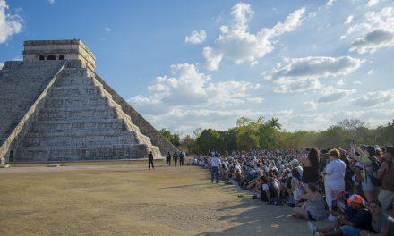 Equinoccio en puerta: afinan detalles en Chichén Itzá y Dzibilchaltún