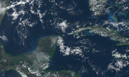 Más calor en Península de Yucatán este fin de semana
