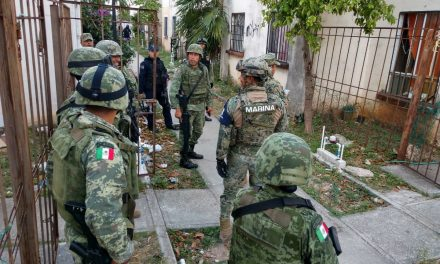 'Rafaguean' domicilio en Cancún y ejecutan a dos