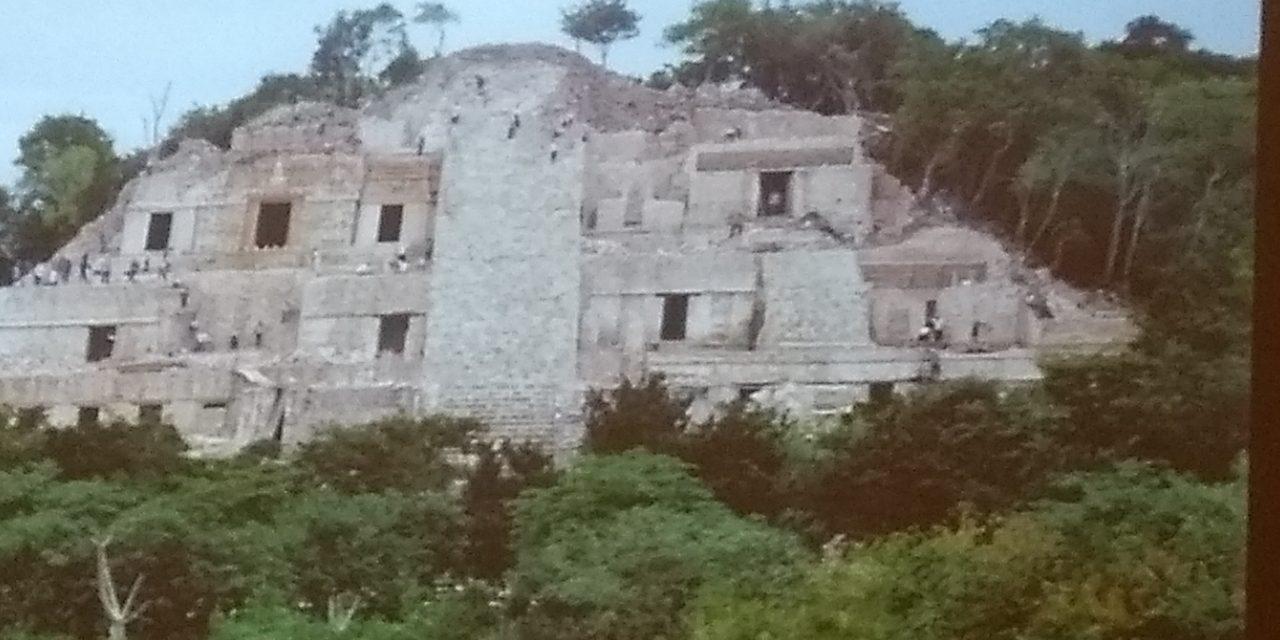 """El mausoleo de un """"gran señor"""" maya y su preservación"""