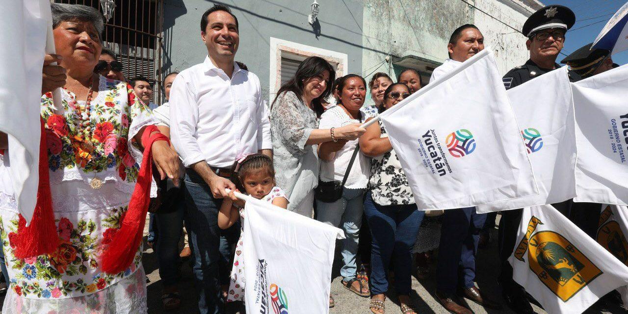 Reconstruirán calles en Maxcanú con apoyo de Gobierno del Estado