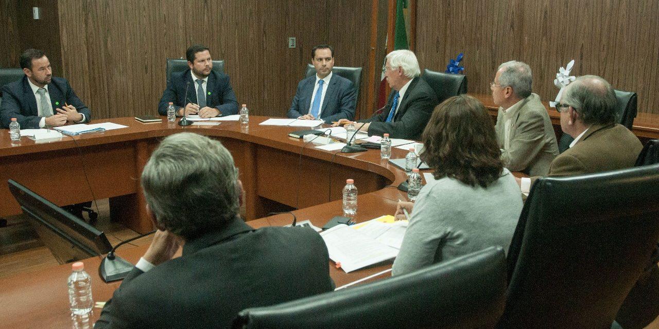Yucatán y Sader alinean estrategias para mejorar al sector agropecuario