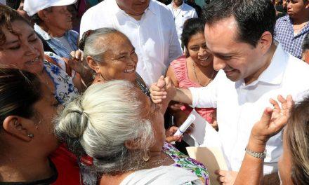 Llegan a Congreso Yucatán iniciativas de Vila a favor de mujeres