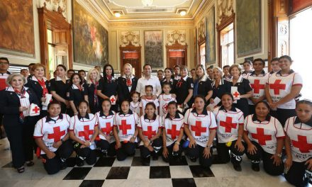 Comenzó la Colecta Anual de la Cruz Roja en Yucatán