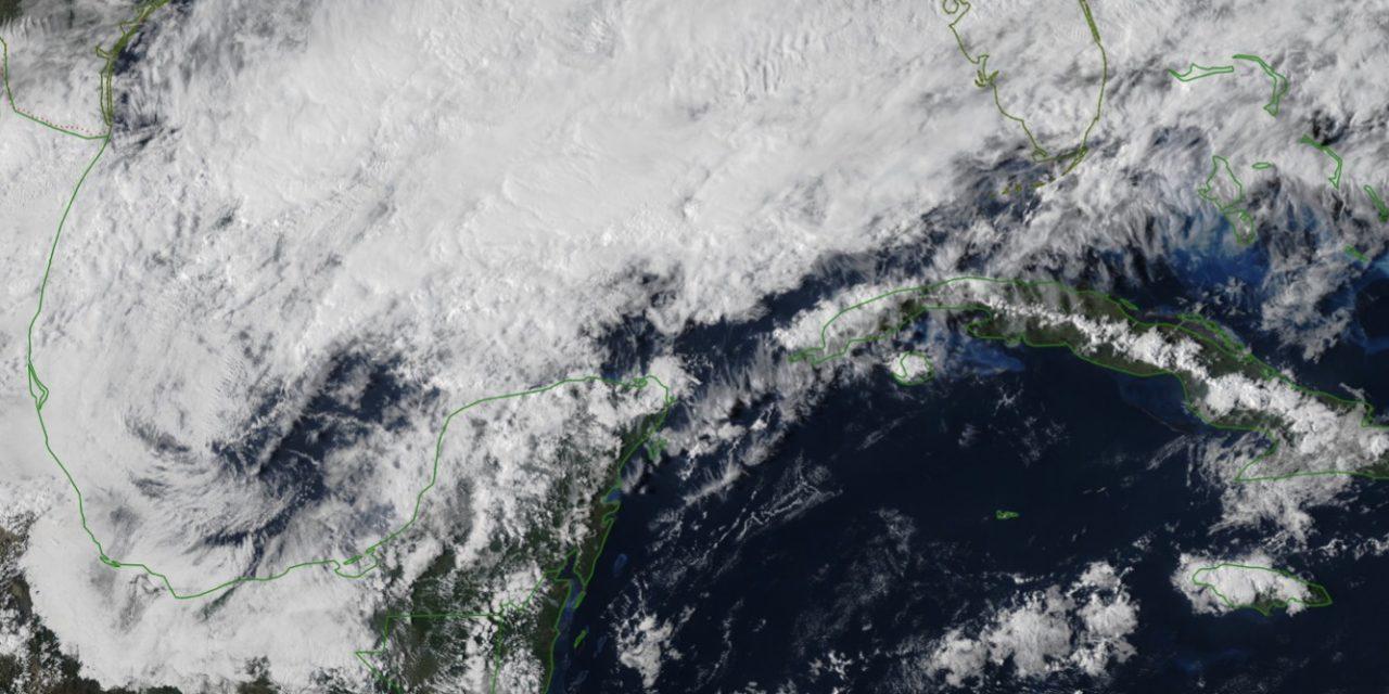 'Refrescará' frente frío Península de Yucatán