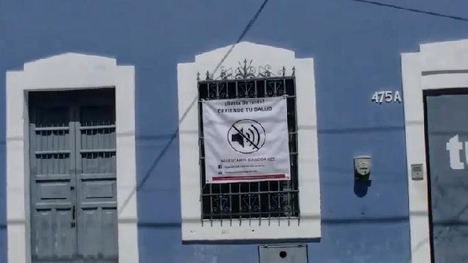 En abril estrenaría Mérida reglamento contra ruido excesivo