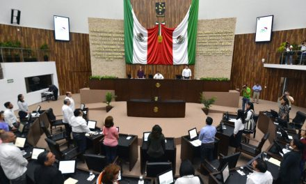 Tiene Congreso de Yucatán cuatro nuevas comisiones especiales