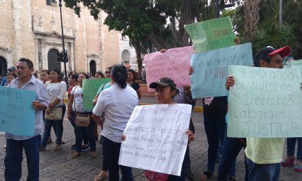 Presionan para hacer efectivo embargo a maquiladora en Conkal (Vídeo)