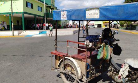 Verificación de mototaxistas 'enciende ánimos' en Kanasín (Vídeo)