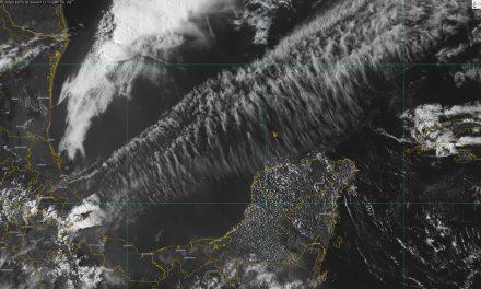 Frente frío en camino dará 'respiro' a la Península de Yucatán