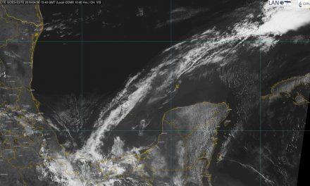 Tras 'soplo' de frente frío en Península de Yucatán, domingo de vuelta altas temperaturas