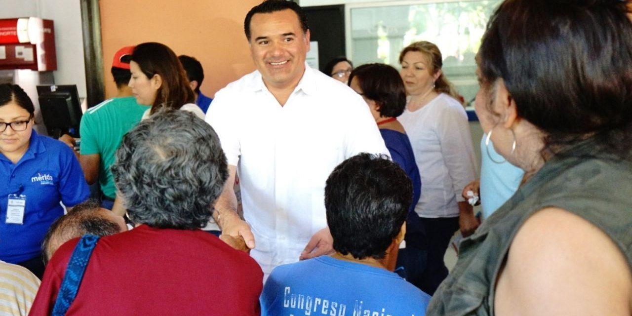 Liga Ayuntamiento de Mérida transparencia y confianza ciudadana