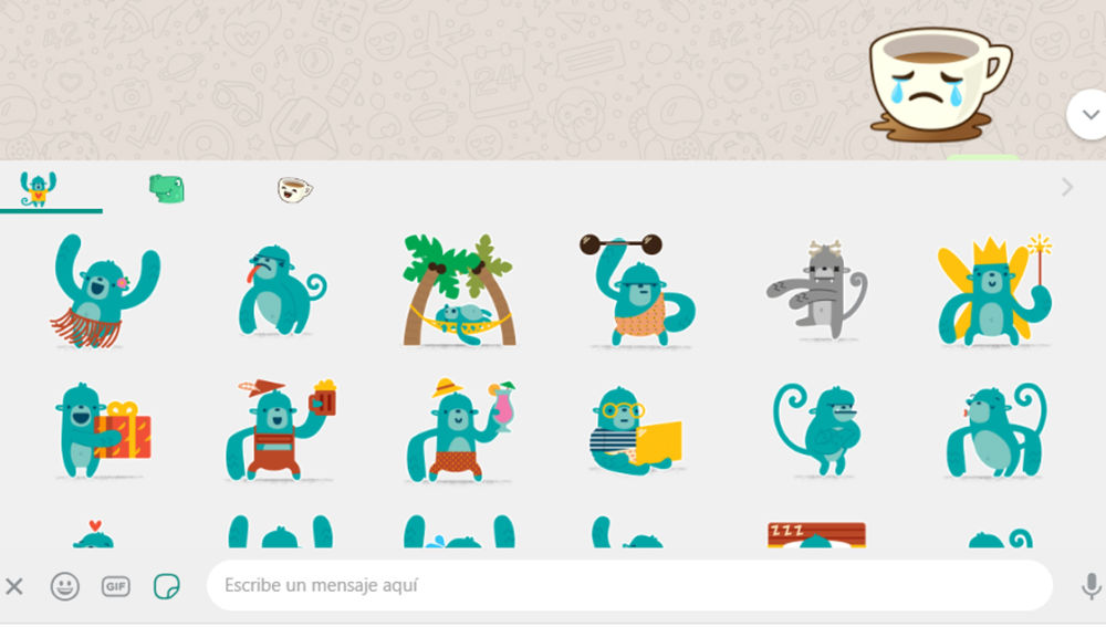 Stickers animados, la próxima novedad que llegará a WhatsApp