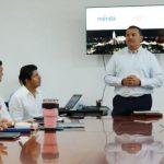 Afinan estrategias Renán Barrera y colaboradores