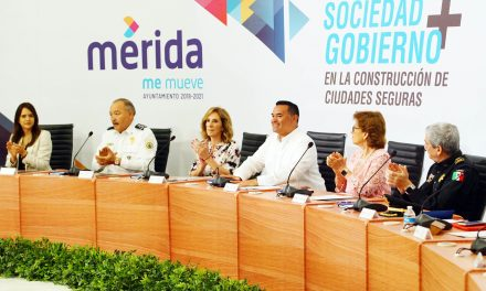 Ciudadanos participativos, fundamentales en prevención de delito y violencia.- Renán Barrera