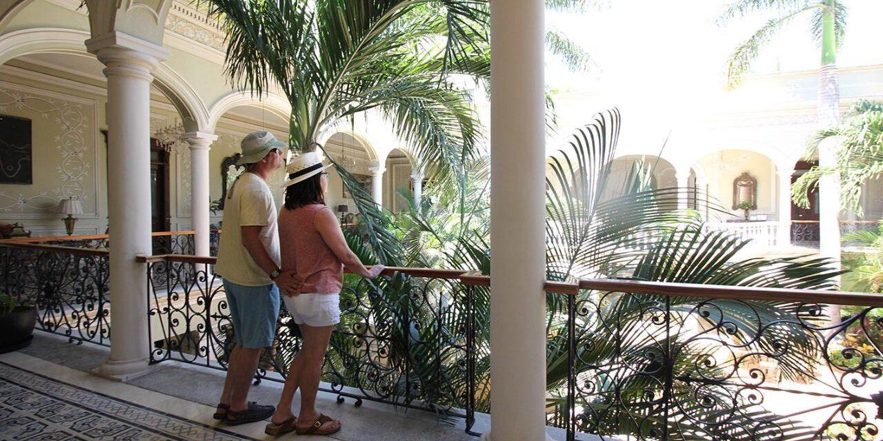 Empresarios hoteleros de Yucatán reportan 85% de ocupación en este fin de semana largo