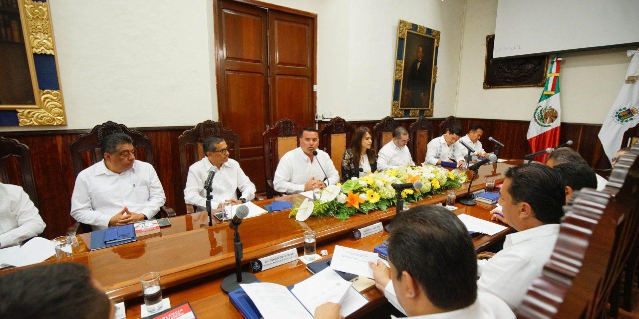 Comparte Mérida experiencia en seguridad pública municipal