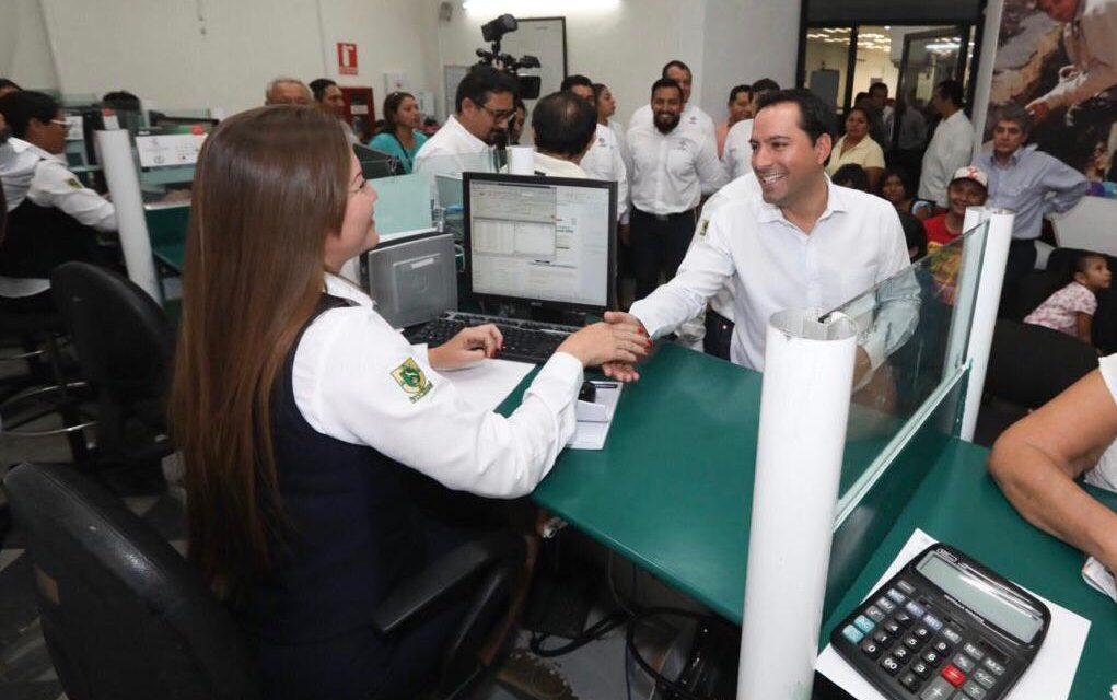 Yucatán avanza en ofrecer trámites más ágiles y eficientes