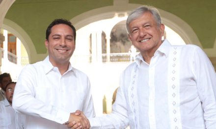 """""""Ratificamos respaldo de Yucatán al proyecto del Tren Maya"""",  Mauricio Vila Dosal"""