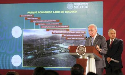 Aeropuerto de Santa Lucía se terminará en 2021; costará 68 mmdp