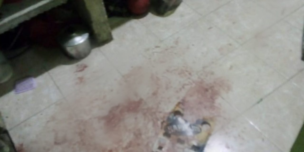 Fiesta familiar en Kanasín termina en enfrentamiento con policías